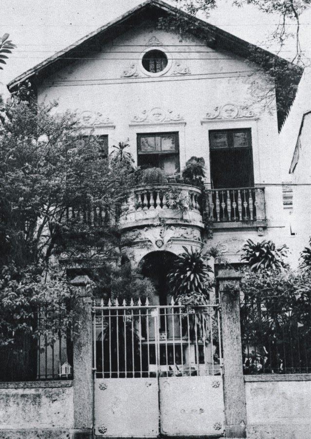 casa do Cosme Velho