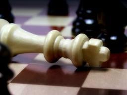 Xeque-mate é  um movimento do xadrez.