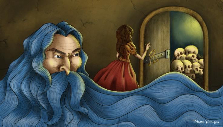 O Barba Azul
